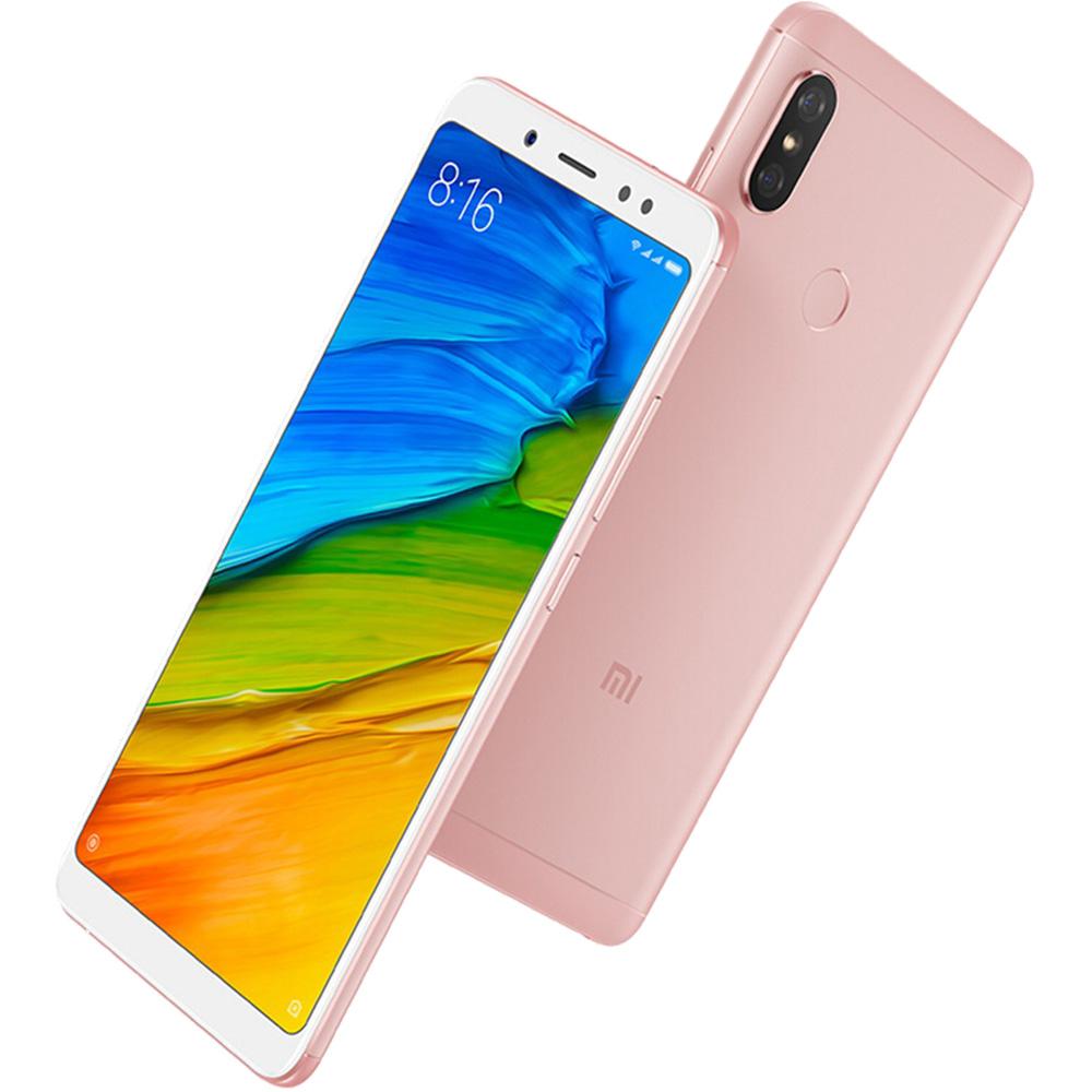 Redmi Note 5  Dual Sim 64GB LTE 4G Pink  6GB RAM