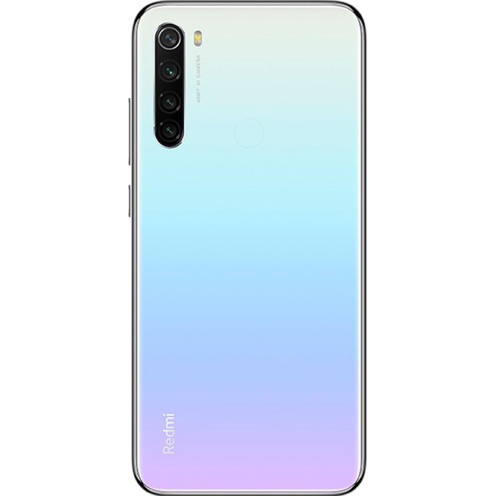 Mobile Phones Xiaomi Redmi Note 8 Dual Sim Fizic 128gb Lte 4g Alb Moonlight 4gb Quickmobile