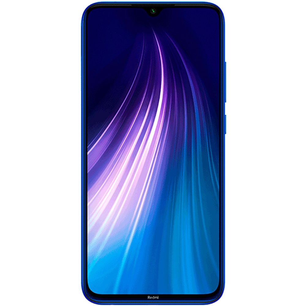 Redmi Note 8  Dual Sim 64GB LTE 4G Blue  4GB RAM