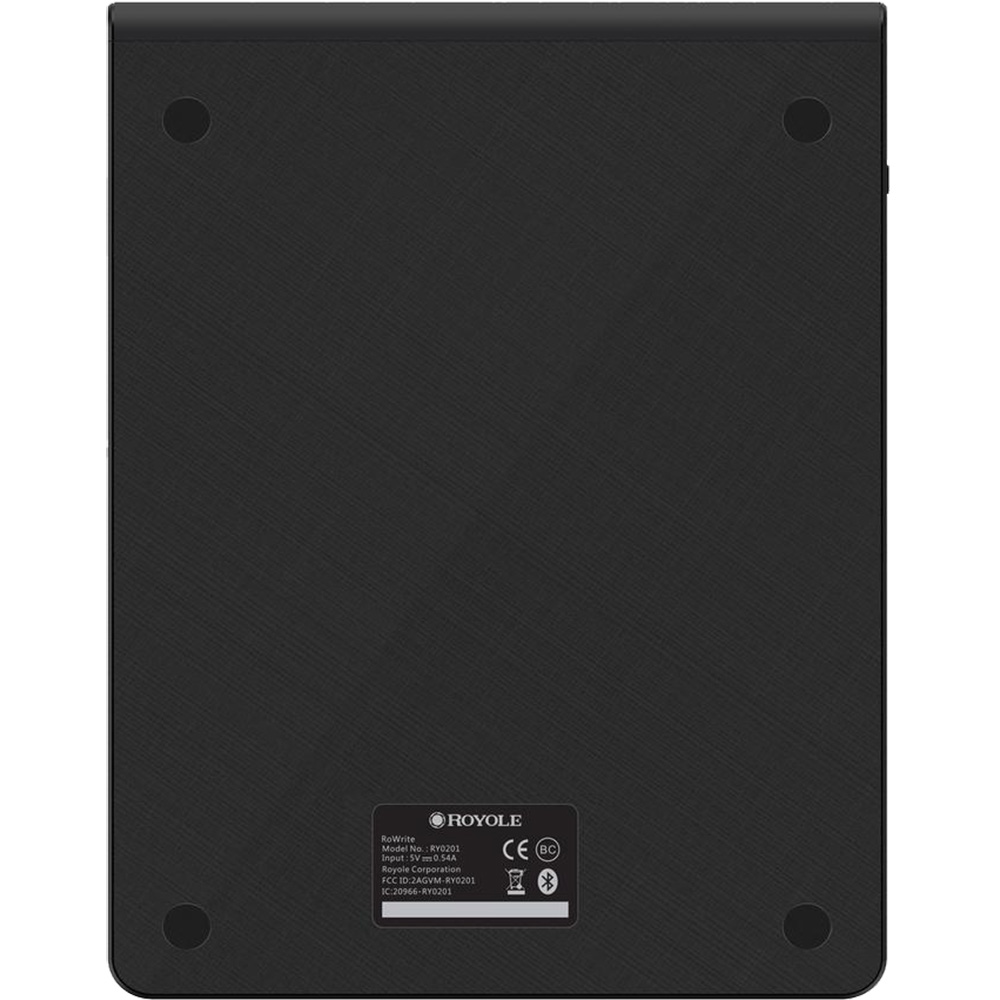 Rowrite Smart Pad Black