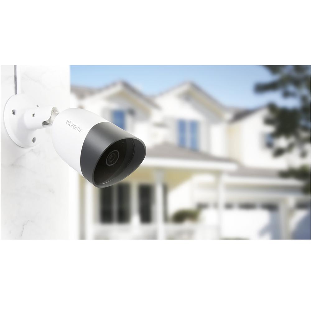 White Surveillance Camera S21