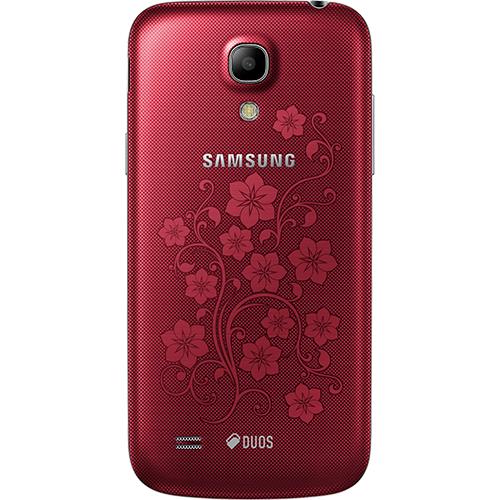 Headphones Galaxy S4 Mini La Fleur Dualsim 8gb 3g Rosu 85643 Samsung