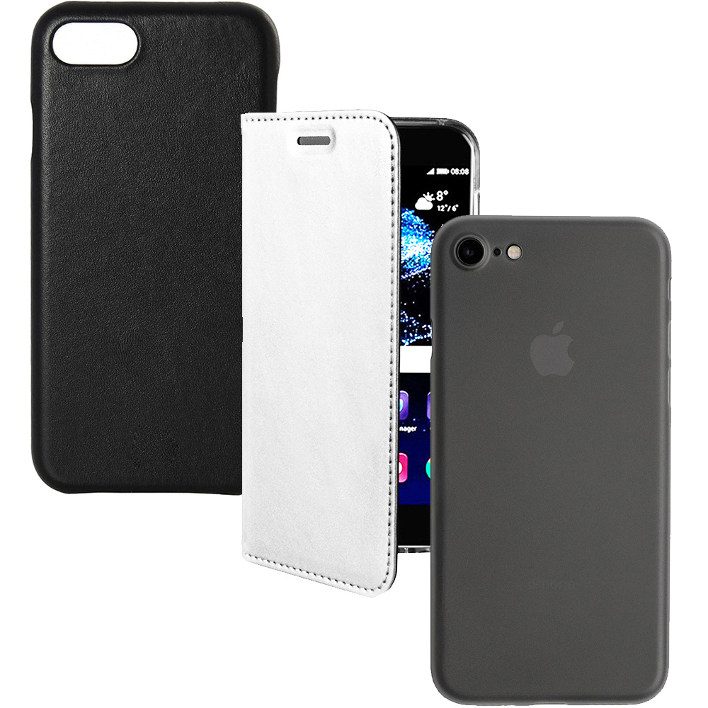 Combo10 Set Case 2+1 Free Apple iPhone 7, iPhone 8