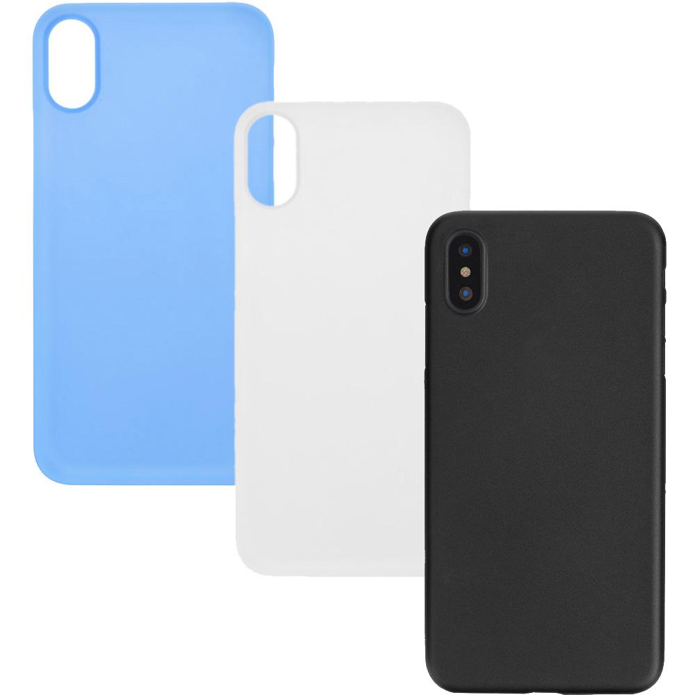 Combo2 Set Case 2+1 Free APPLE iPhone X, iPhone Xs