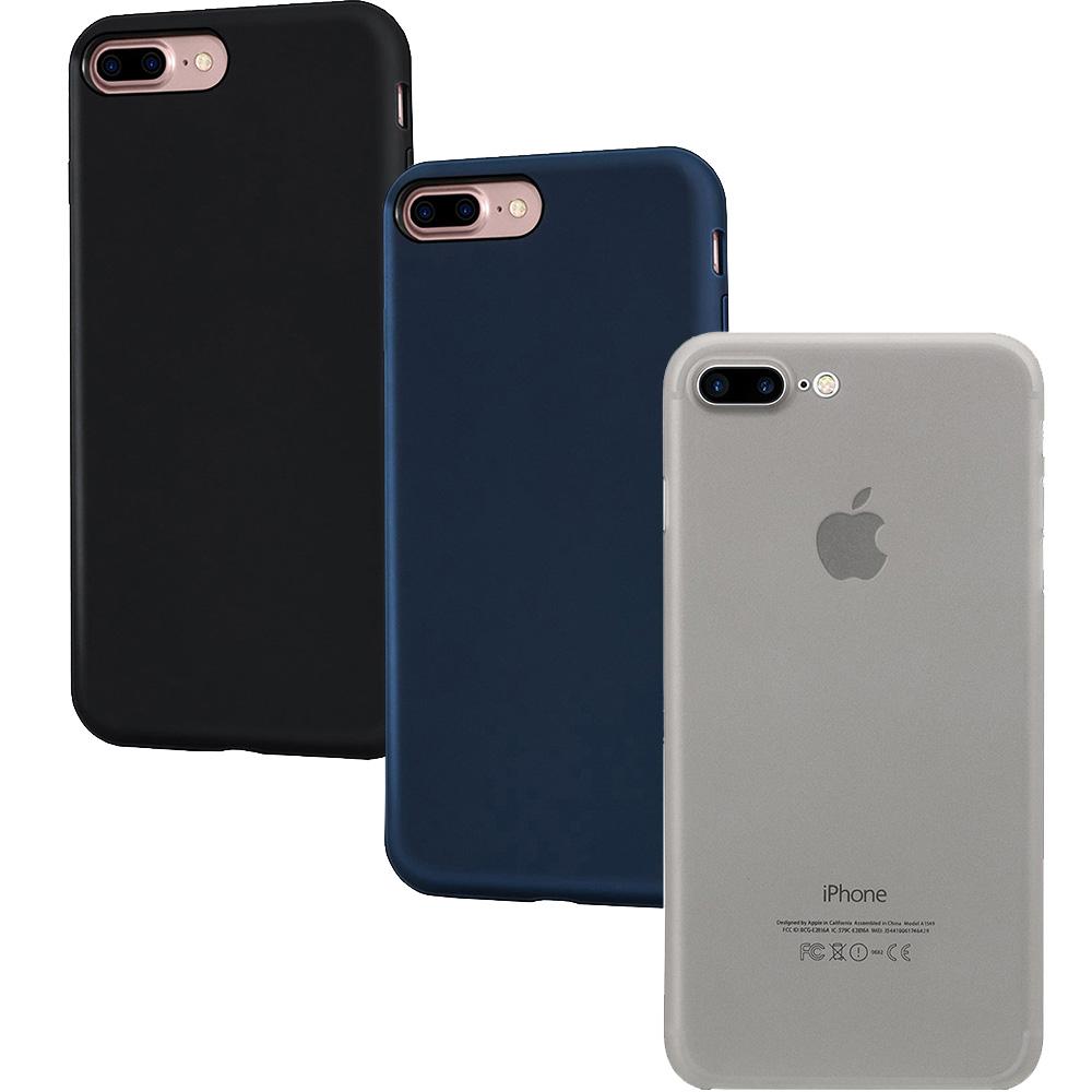 Combo4 Set Case 2+1 Free Apple iPhone 7 Plus, iPhone 8 Plus