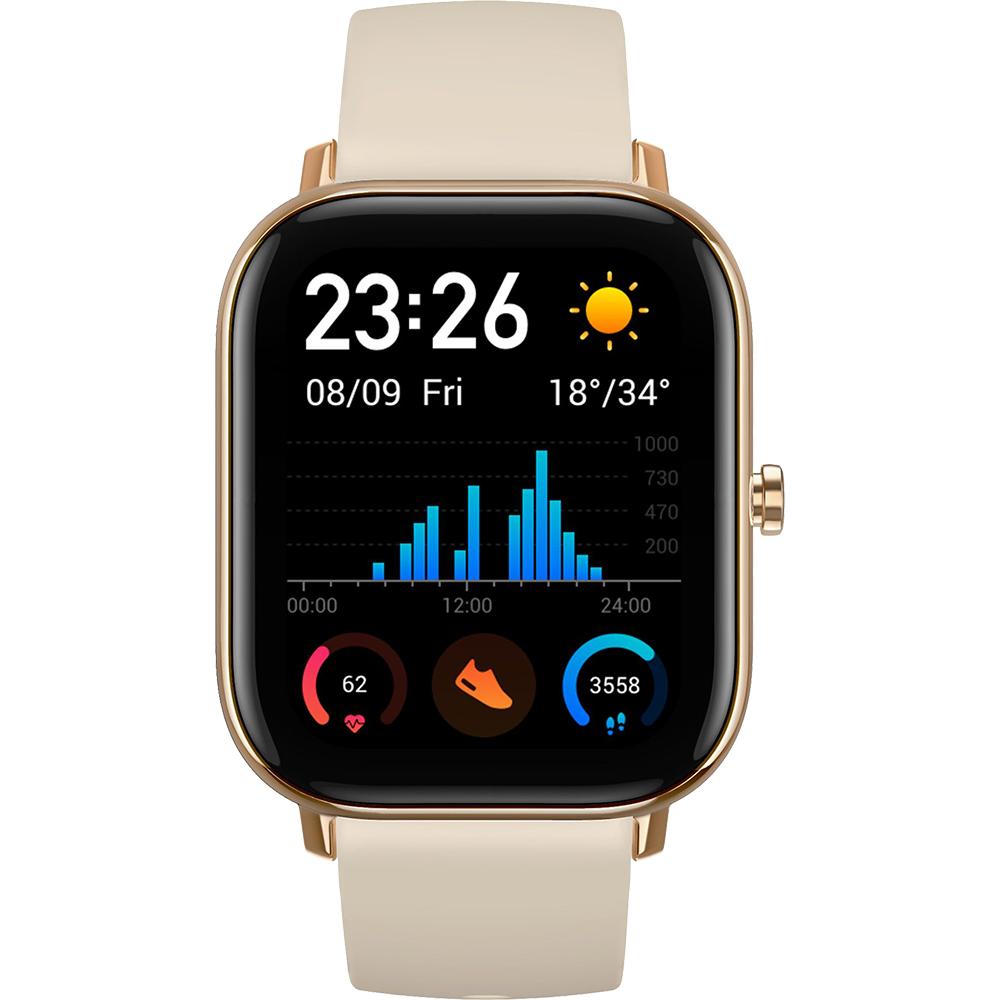 XIAOMI Smartwatch Amazfit GTS Desert Gold Auriu