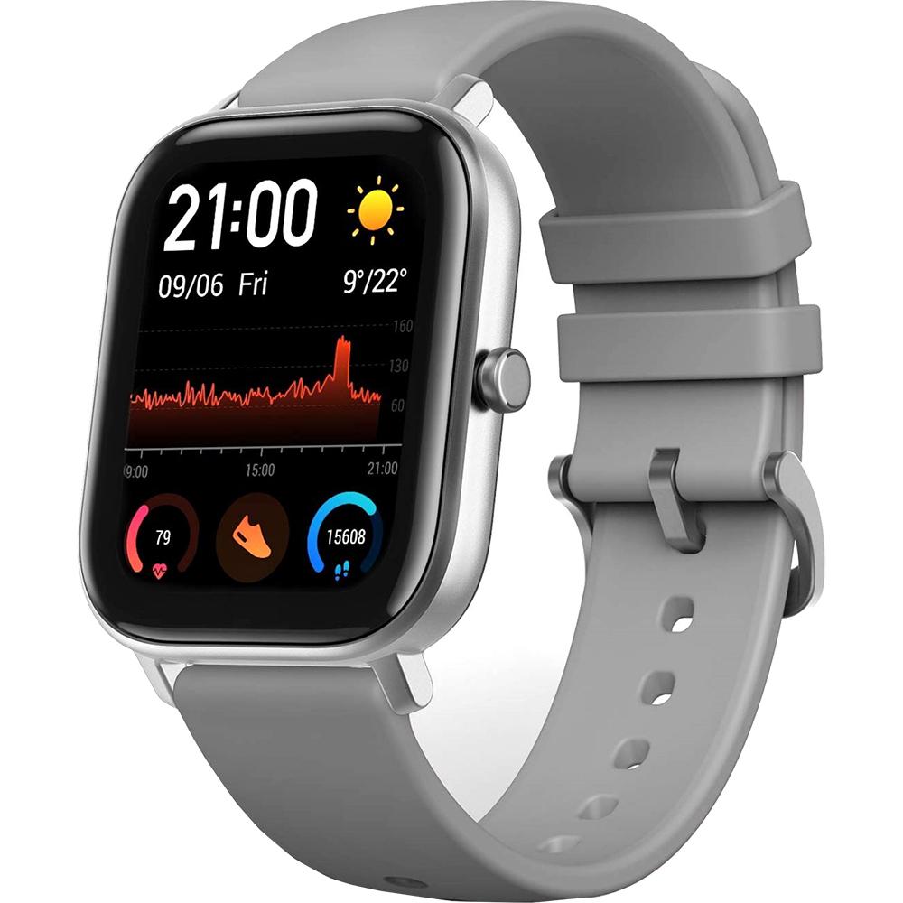 XIAOMI Smartwatch Amazfit GTS Lava Grey Gri