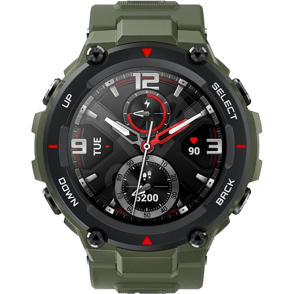 XIAOMI Smartwatch Amazfit T-Rex Army Green Verde