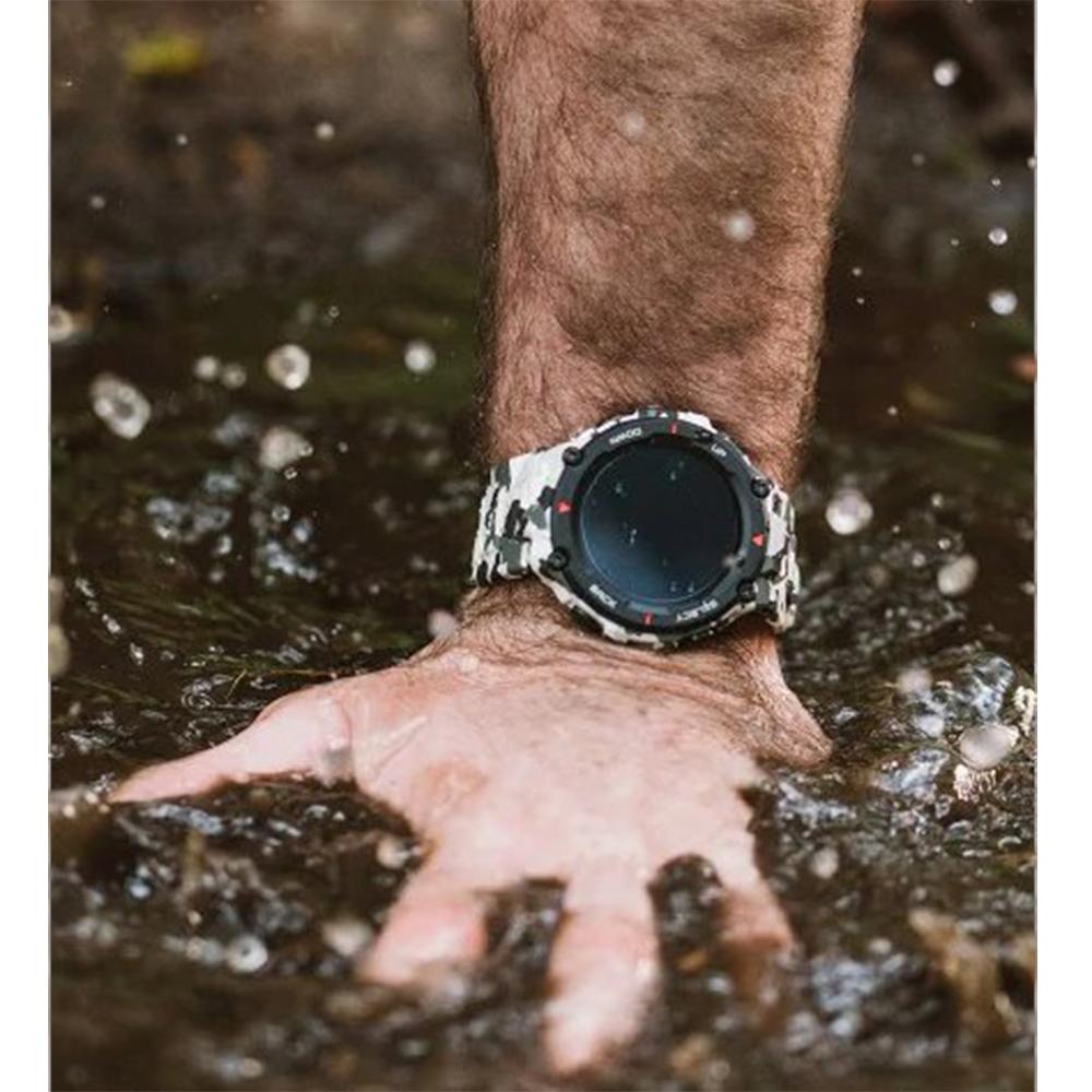 XIAOMI Smartwatch Amazfit T-Rex Camo Green Verde