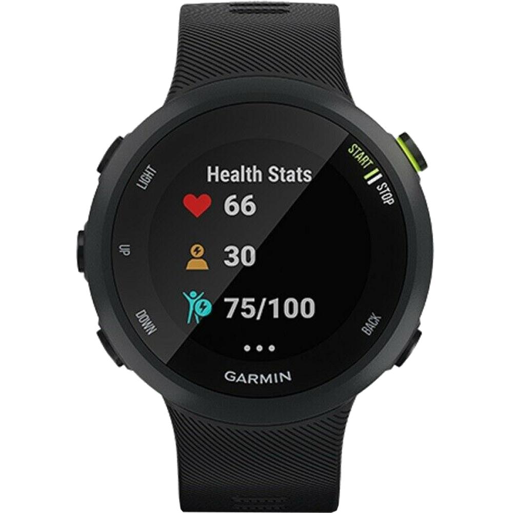GARMIN Smartwatch Forerunner 45 GPS Running Large Negru 010-02156-65