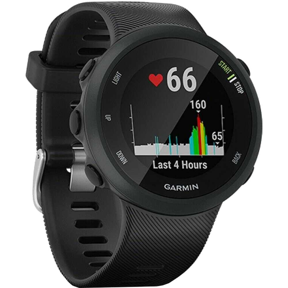 GARMIN Smartwatch Forerunner 45 GPS Running Large Negru 010-02156-15