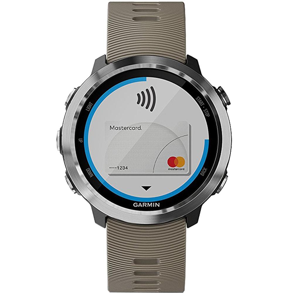 Smartwatch Forerunner 645 GPS Sandstone  Grey