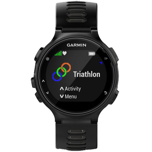 Forerunner 735XT With GPS Black