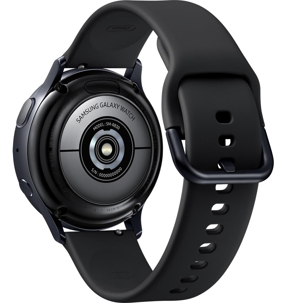 Smartwatch Galaxy Watch Active 2 Aluminium Aqua  Black