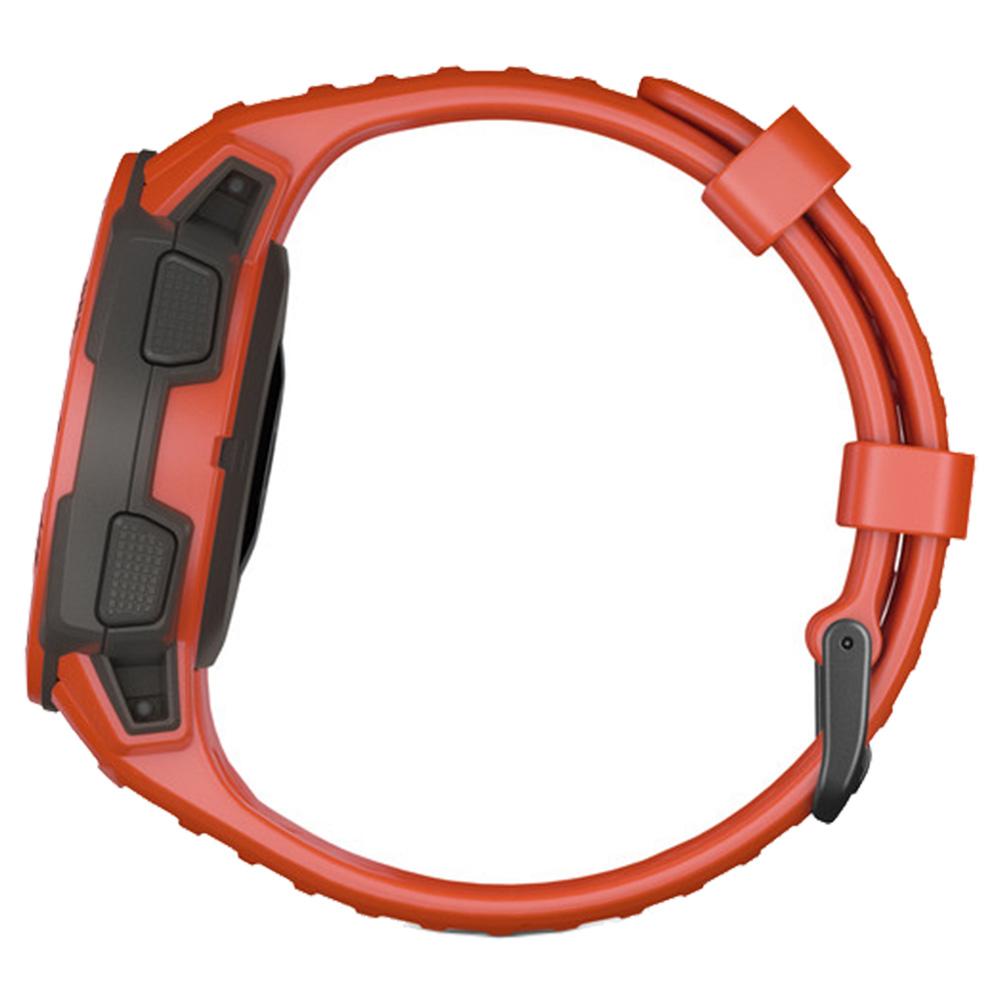 GARMIN Smartwatch Instinct GPS Flame Red Rosu 010-02064-34