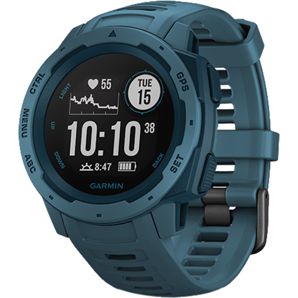 Smartwatch Instinct Lakeside  Blue