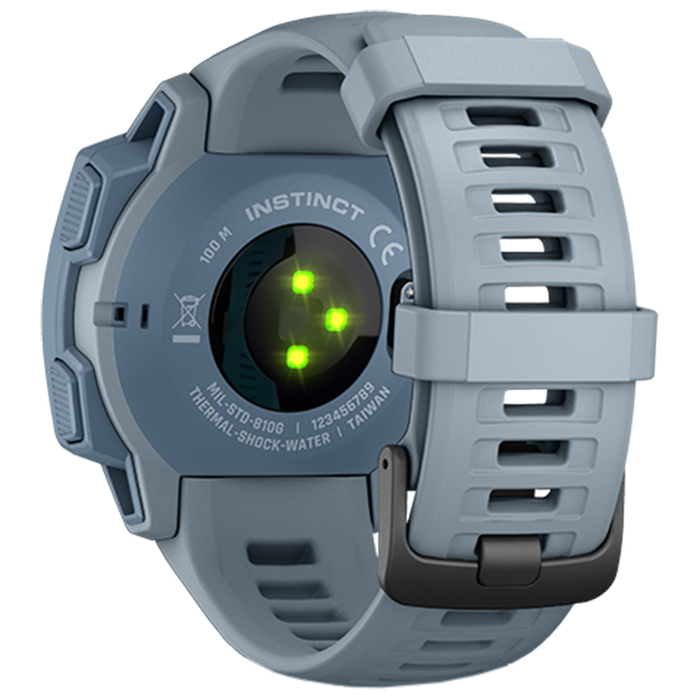 GARMIN Smartwatch Instinct Seafoam Gri 010-02064-64