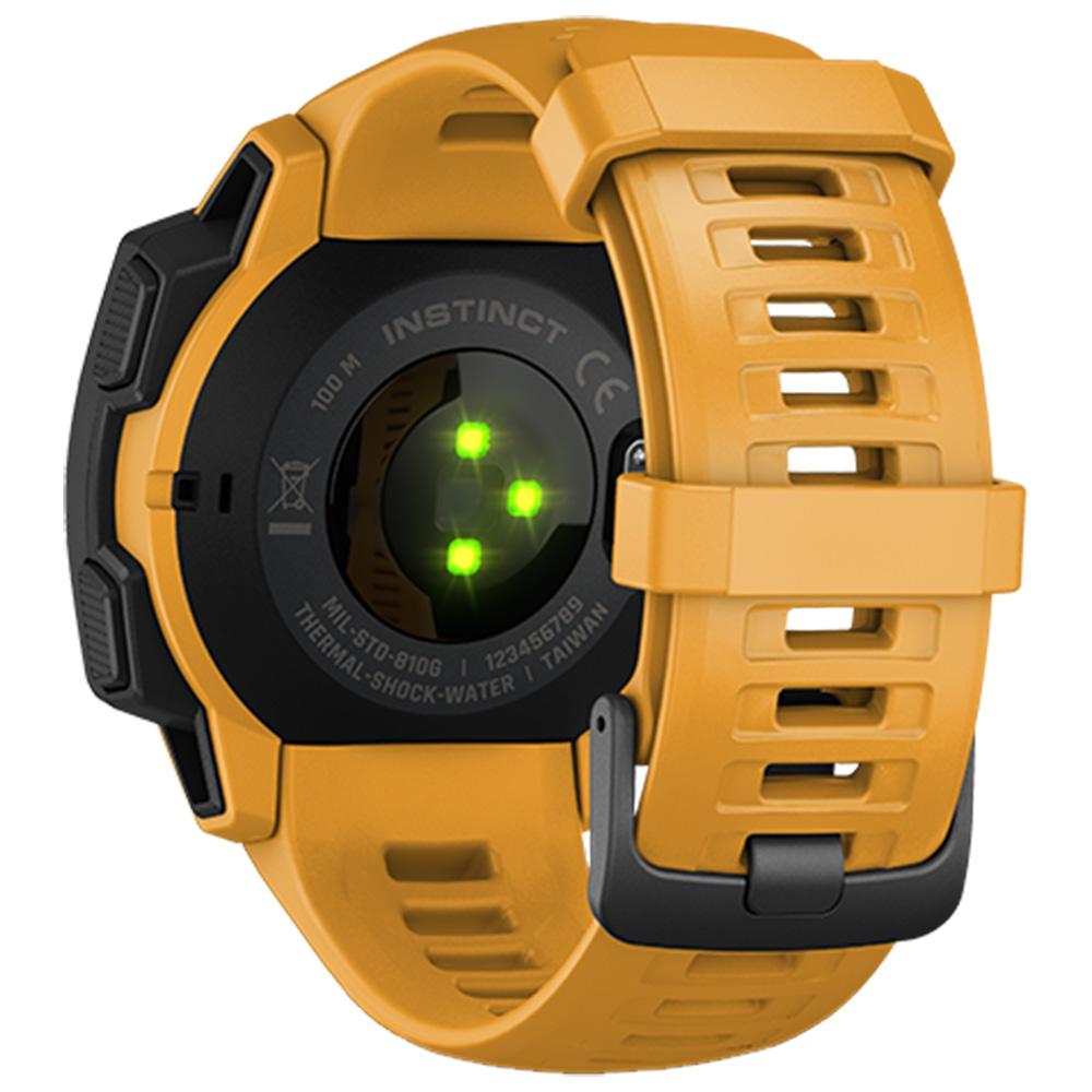 GARMIN Smartwatch Instinct Sunburst Galben 010-02064-44