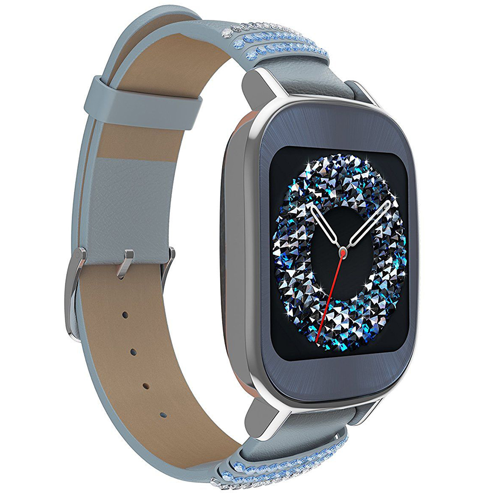 Smartwatches Smartwatches ZenWatch 2 Silver Stainless ...