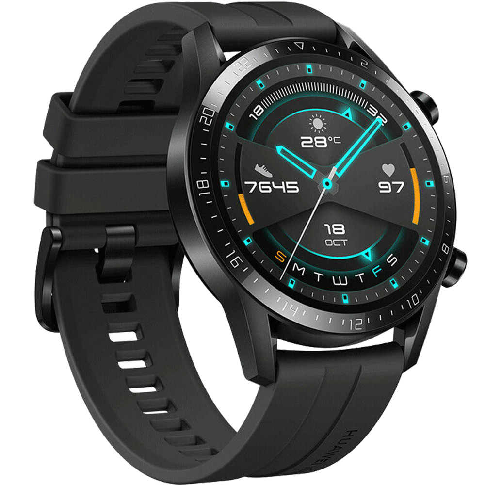 HUAWEI Smartwatch Watch GT 2 46mm Negru LTN-B19