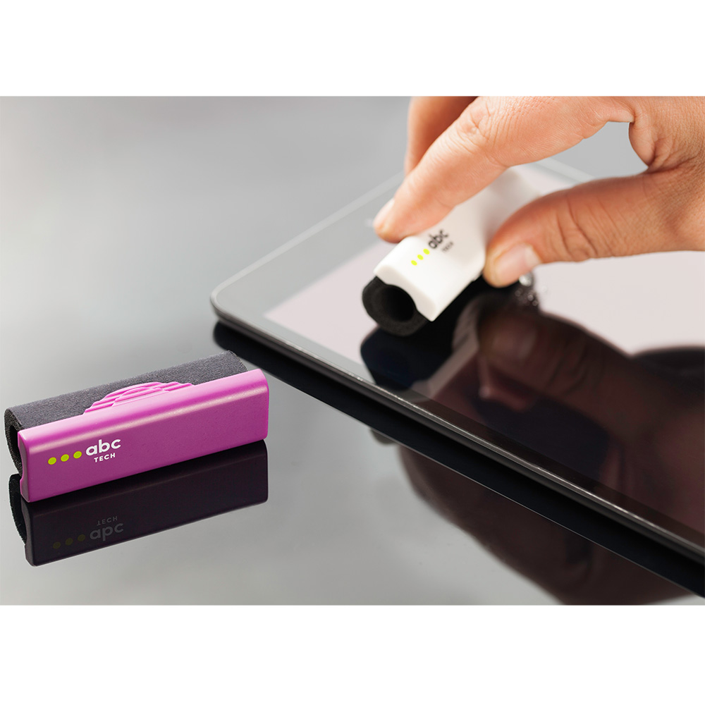 Screen Cleaning Travel Kit Purple