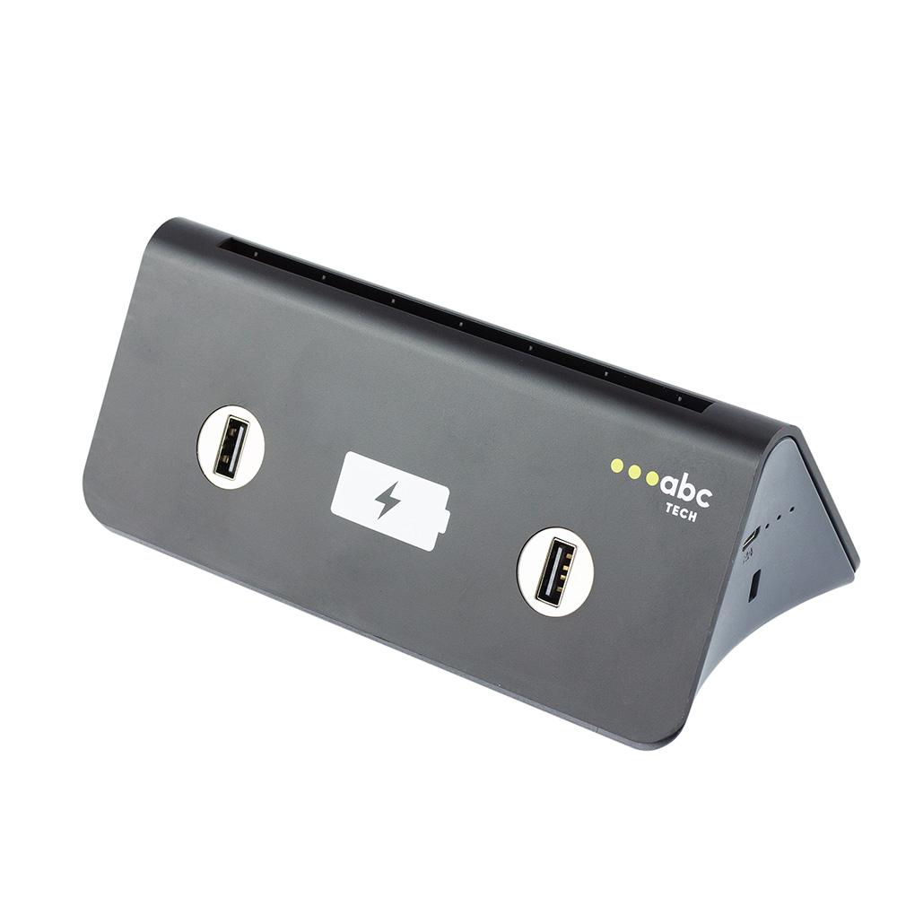 Menu Display With Power Bank 10000 mAh