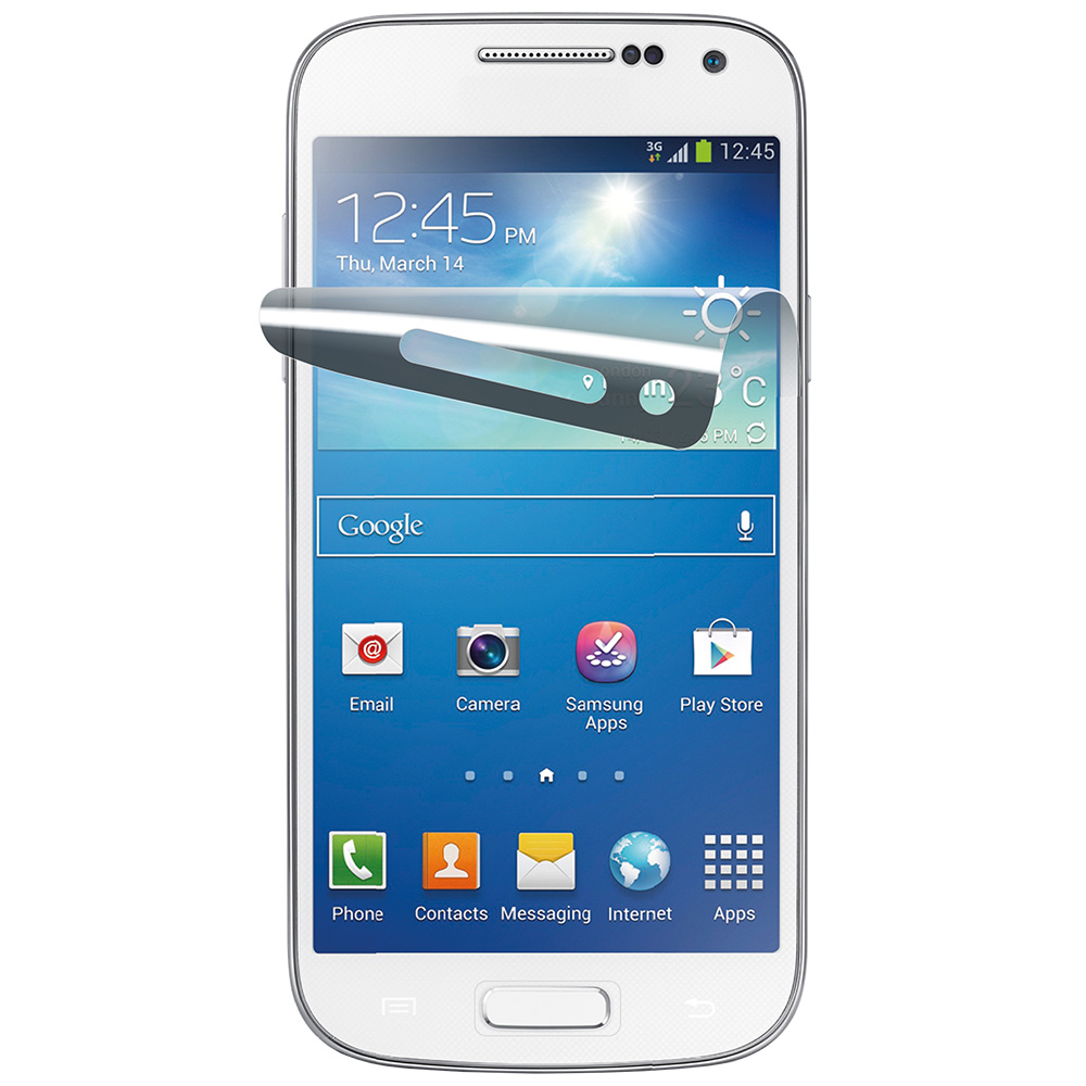 Classic Glass Screen Protector SAMSUNG Galaxy S4 Mini