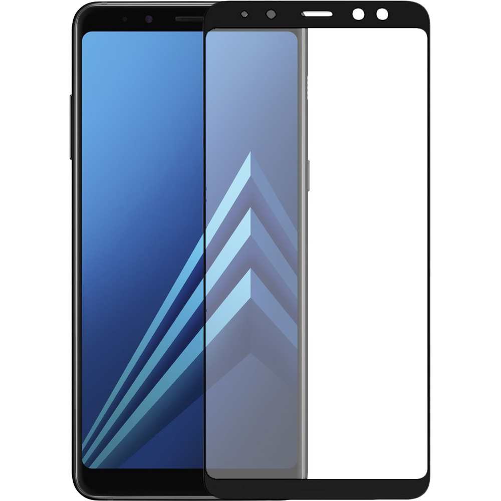 Sticla Securizata Full Body 2.5 D ZMEURINO Negru ZMVIP_A8PLUS2018 SAMSUNG Galaxy A8 Plus (2018)