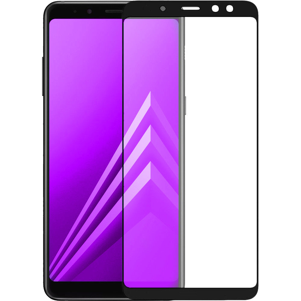 Full Body Glass Screen Protector 2.5D SAMSUNG Galaxy A6 Plus (2018)
