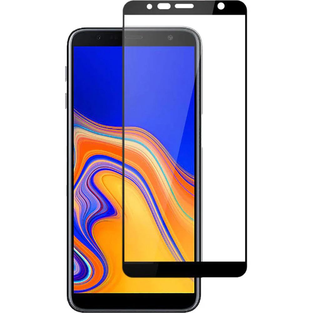 Full Body Glass Screen Protector 2.5D SAMSUNG Galaxy J4 Plus 2018