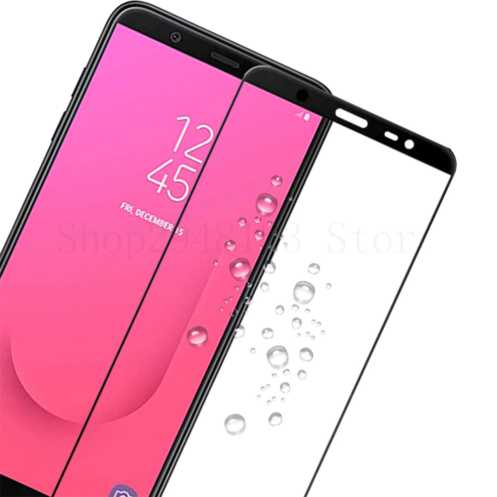Full Body Glass Screen Protector 2.5D SAMSUNG Galaxy J8 2018