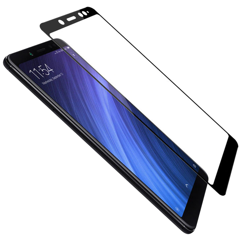 Full Body Glass Screen Protector 2.5D XIAOMI Redmi Note 5