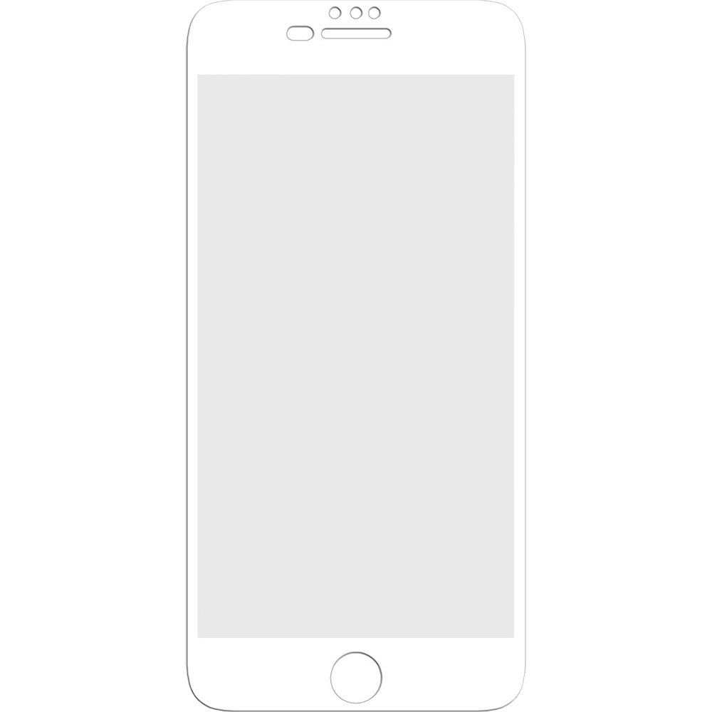 Sticla Securizata Full Body 3D Curved ZMEURINO Alb ZMTEMP3D_IPH6/7/8PLUSWH Apple iPhone 7 Plus, iPhone 8 Plus