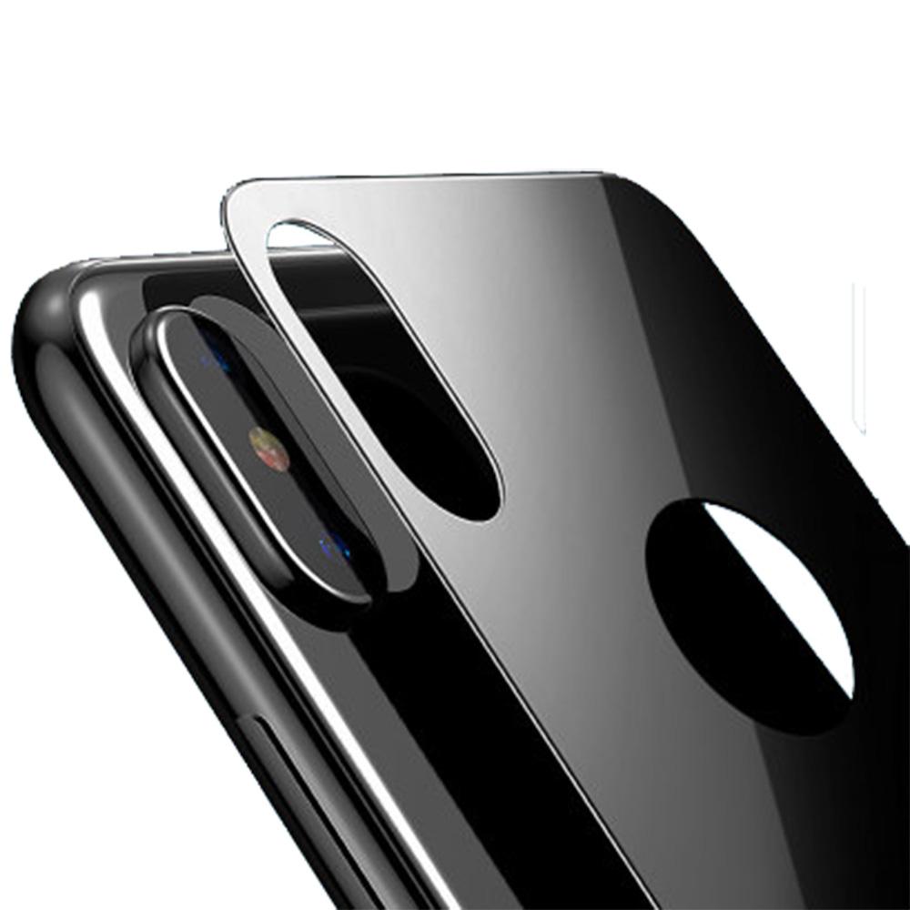 Sticla Securizata Full Body 3D Curved Fata Spate ZMEURINO Negru ZMVIP_IPHXBK APPLE iPhone X