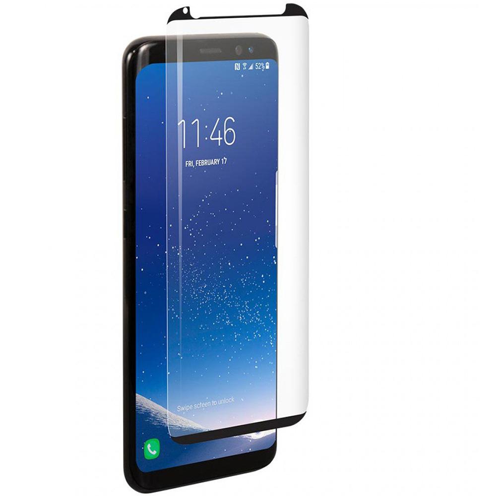 Sticla Securizata Full Body 3D Curved ZMEURINO Negru ZMVIP_S8PBK SAMSUNG Galaxy S8 Plus