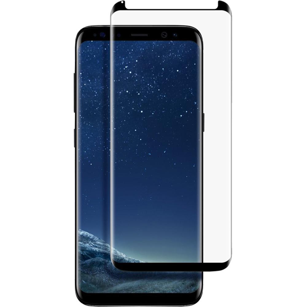 Sticla Securizata Full Body 3D Curved ZMEURINO Negru ZMVIP_S8BK SAMSUNG Galaxy S8