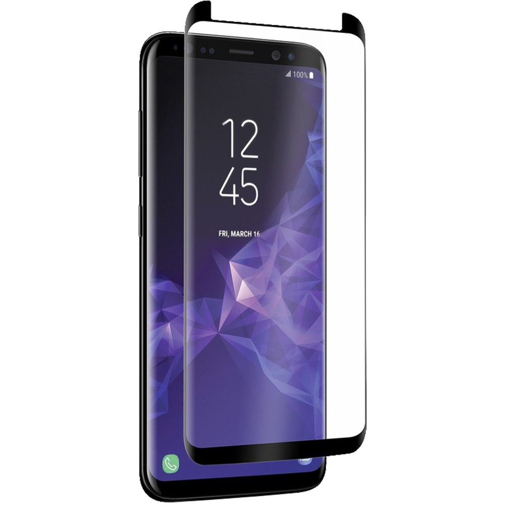 Full Body Glass Screen Protector 3D Curved SAMSUNG Galaxy S9 Plus