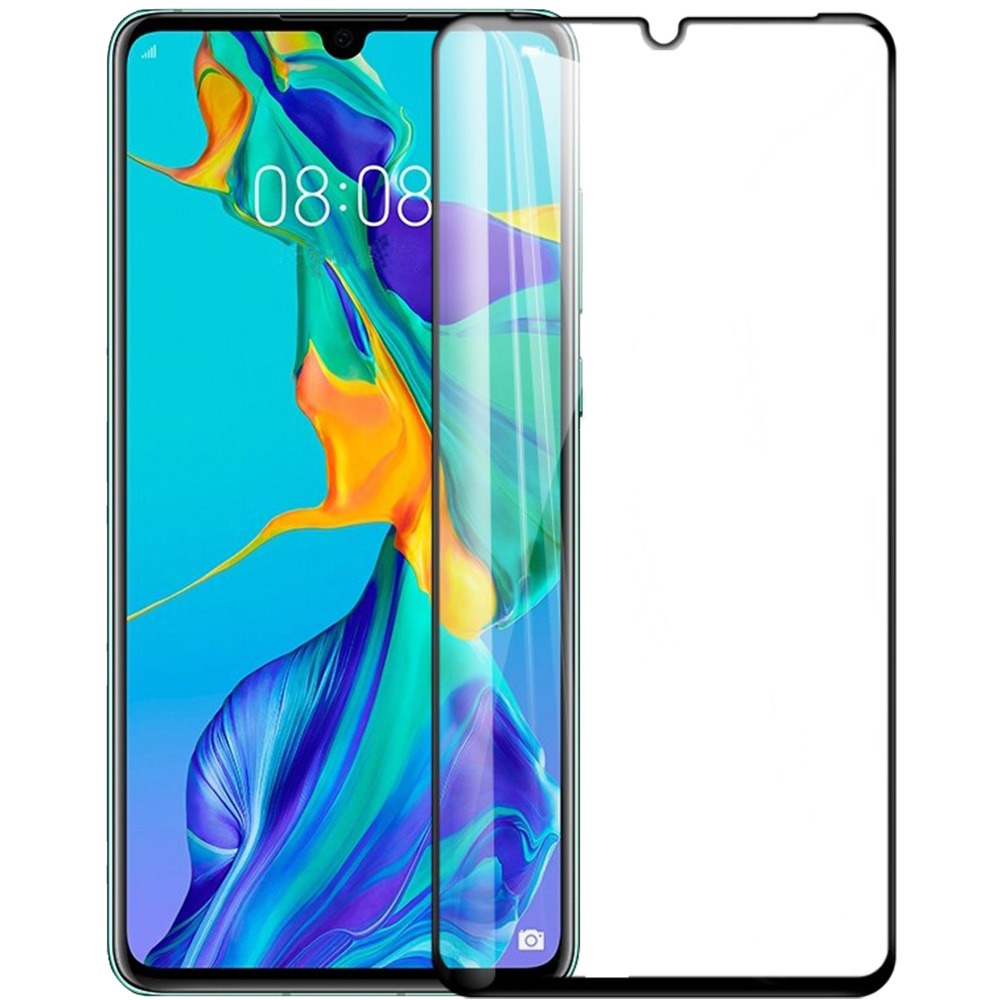 Sticla Securizata Full Body Curved 3D ZMEURINO ZMTEMPFULL_HP30PROBK HUAWEI P30 Pro