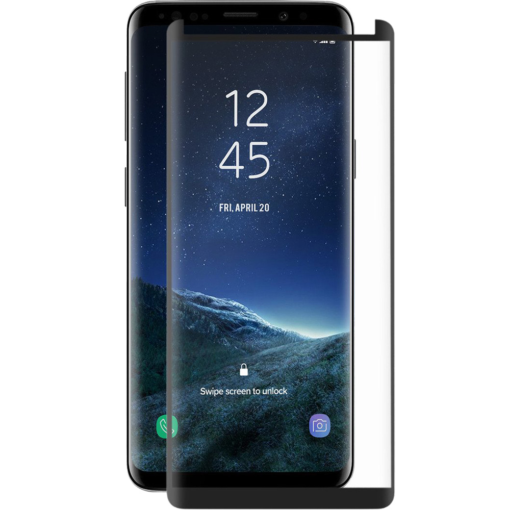 Full Body Glass Screen Protector Curved, Case Friendly SAMSUNG Galaxy Note 9