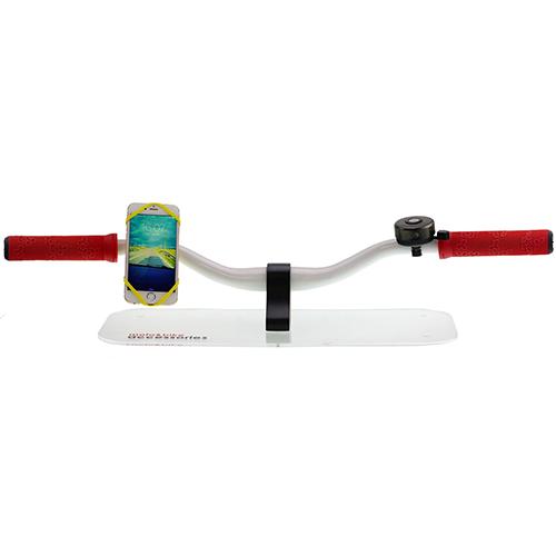 Yellow Bike Holder For Smartphone