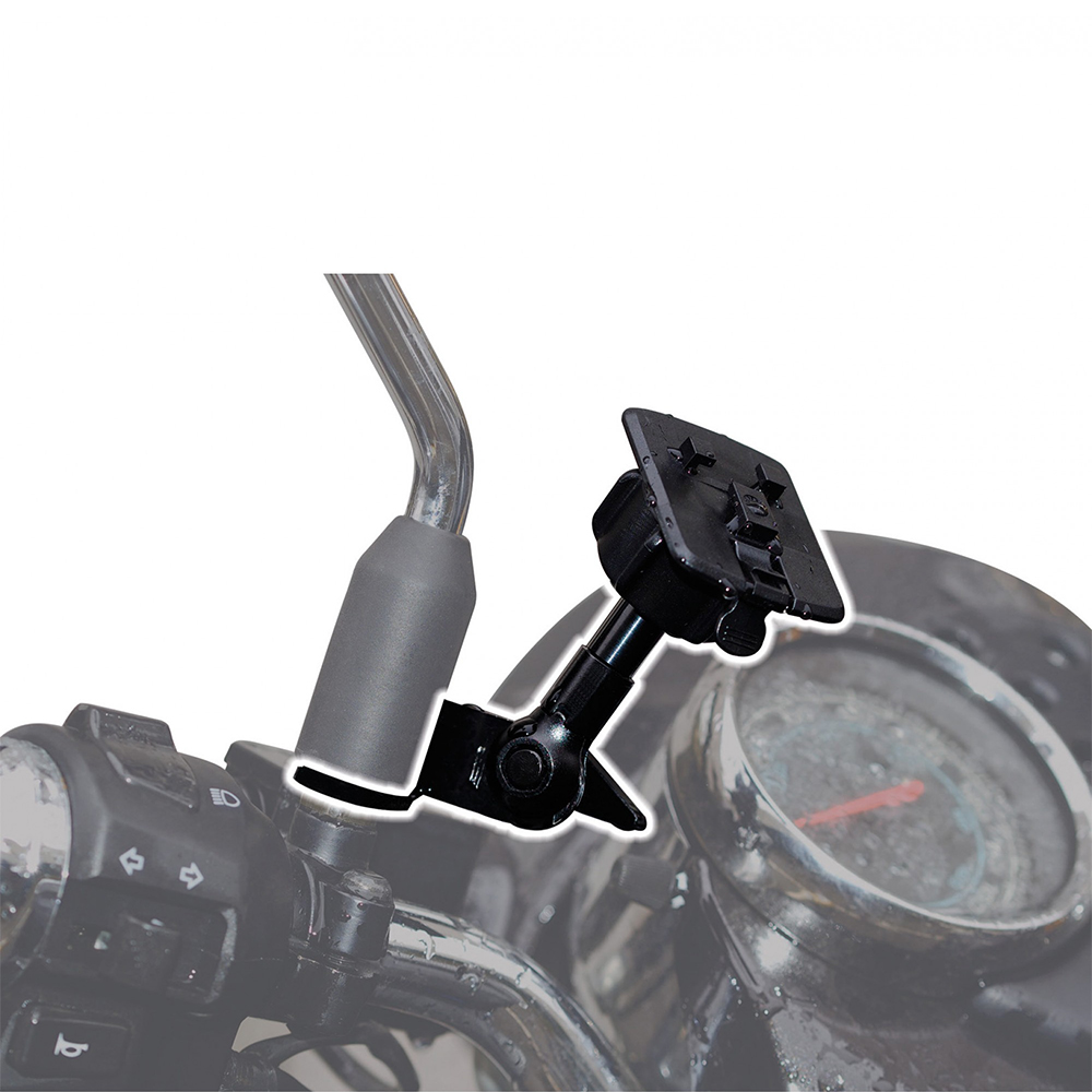 Suport Moto INTERPHONE Negru SSP