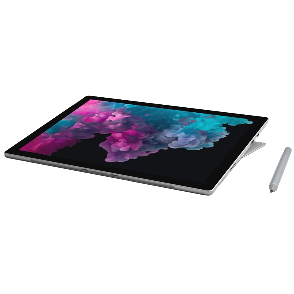 Surface Pro 6 i7 Silver 256GB 8GB RAM Commercial Version