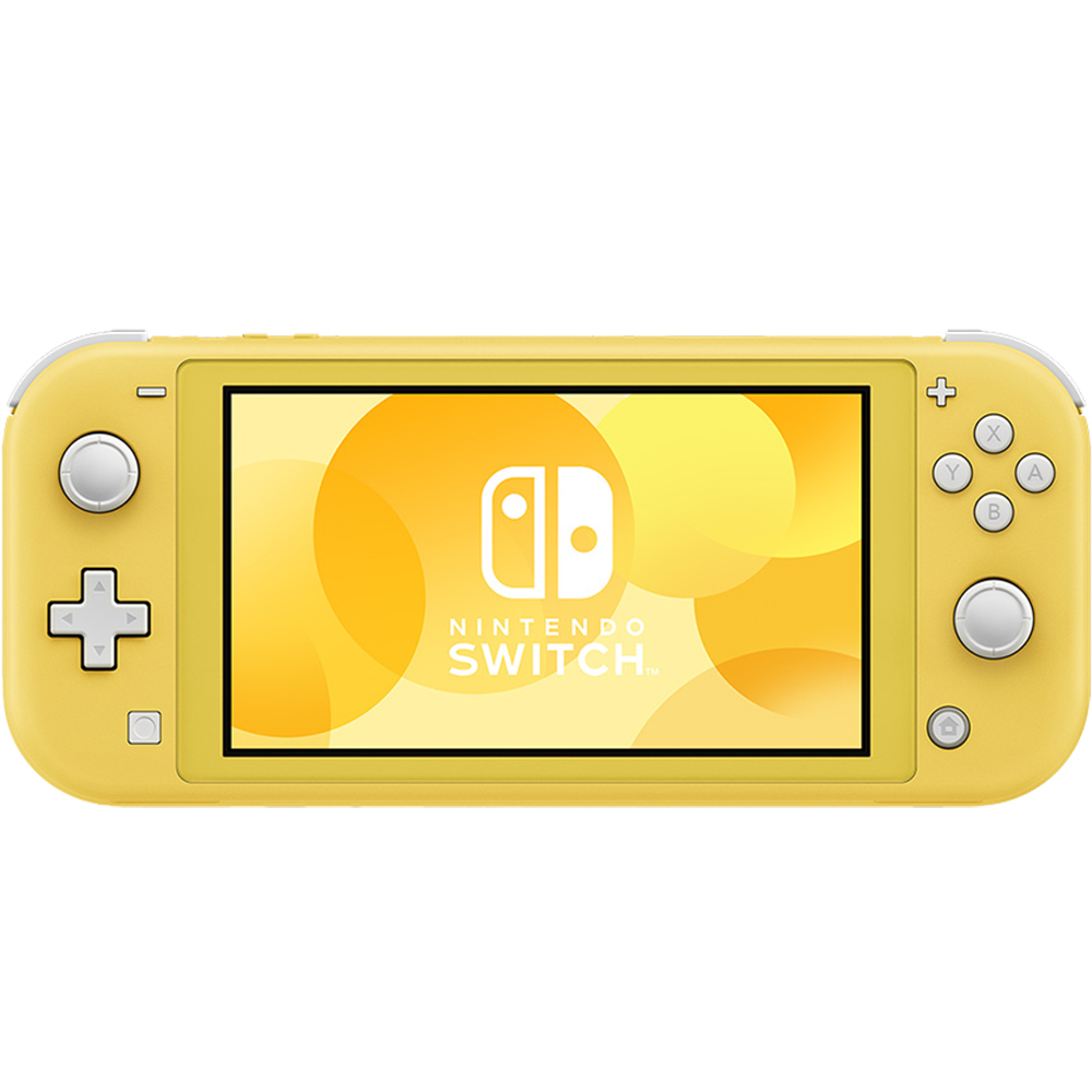 NINTENDO Switch Lite Galben