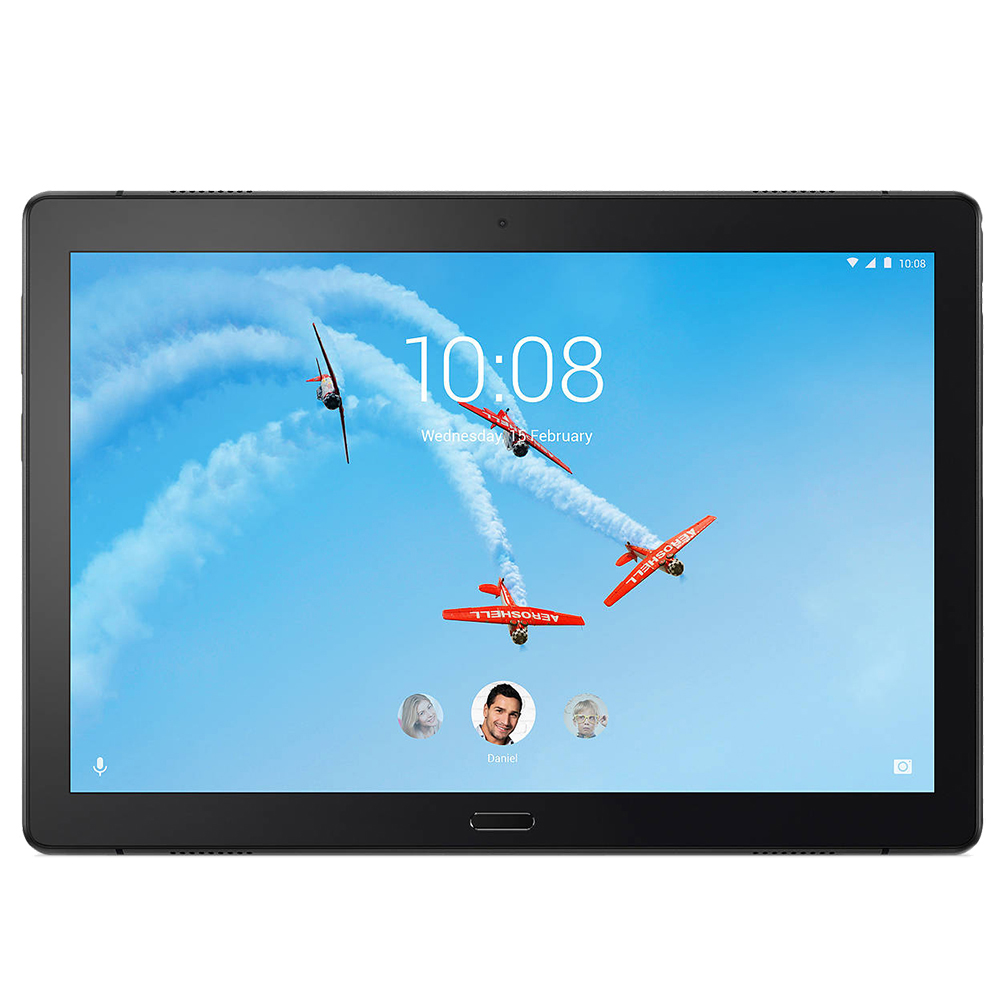 Tab P10  64GB Wifi Black
