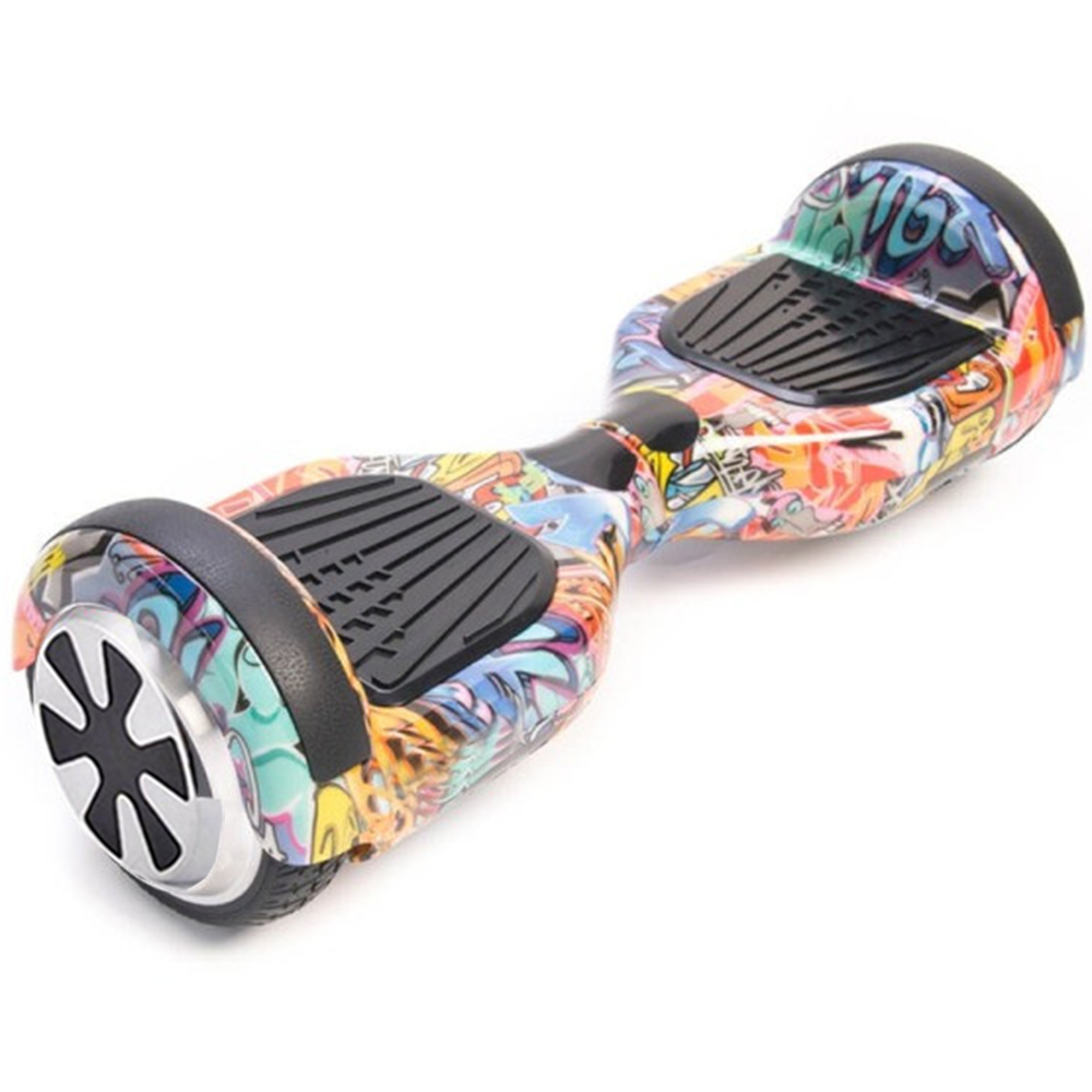 Transportor Hoverboard plus bluetooth Multicolor