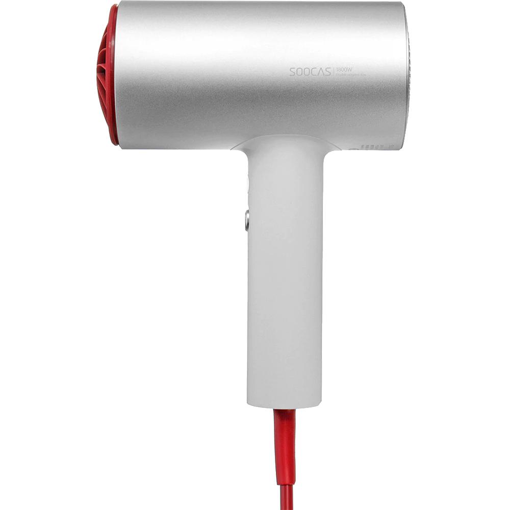 Hair Dryer Silver