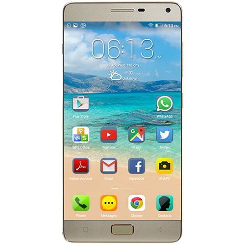 Mobile Phones VIBE P1 PRO Dual Sim 16GB Gold 3GB RAM 119250 LENOVO