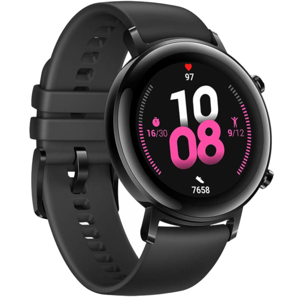 HUAWEI Smartwatch Watch GT 2 42mm Negru DAN-B19