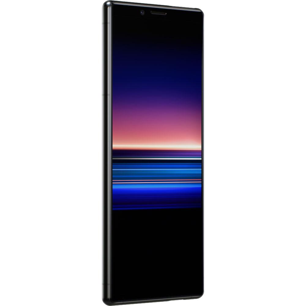 Xperia 1 Dual Sim 128GB LTE 4G Black 6GB RAM