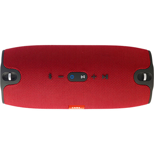 Xtreme Wireless Bluetooth Speaker Red
